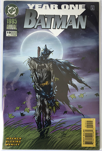 BATMAN ANNUAL #19