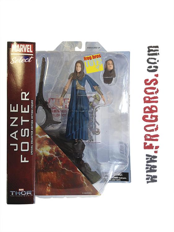 Diamond Select Thor 2 Jane Foster Af Action Figure