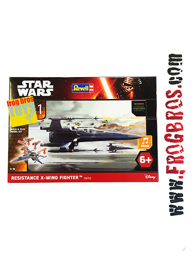 STAR WARS FORCE AWAKENS RESISTANCEX-WING