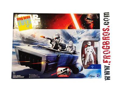 STAR WARS FORCE AWAKENS FIRST ORDER SNOWSPEEDER